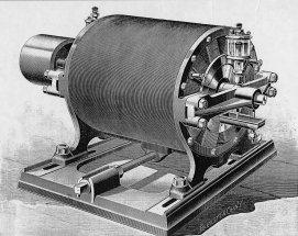 INV_Nikola Tesla AC Motor 1